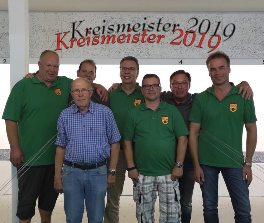 b57ba9f33f18c9 Cappeler Sportsschützen sind Kreismeister 2019 des WSB Kreisliga LG Auflage  Soest-Lippstadt geworden .